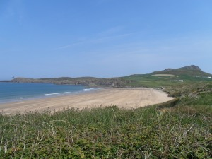 Whitesands Beach, St Davids